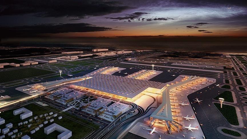 Yeni havalimanı için geri sayım başladı! - Page 1