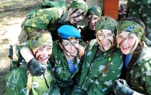 Rusya'nın fenomen kadın polisleri! - Page 1