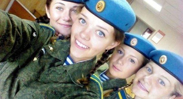 Rusya'nın fenomen kadın polisleri! - Page 3