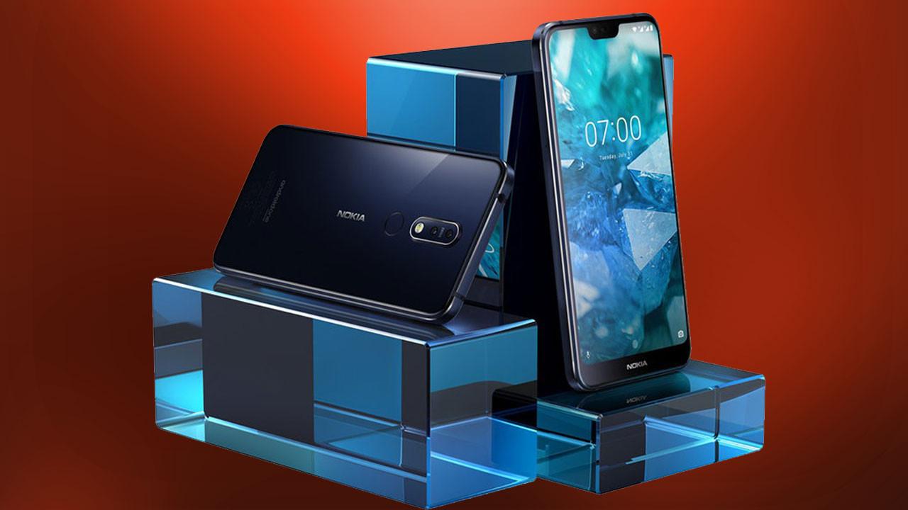 Nokia 7.1 tanıtıldı. İşte özellikleri ve fiyatı!
