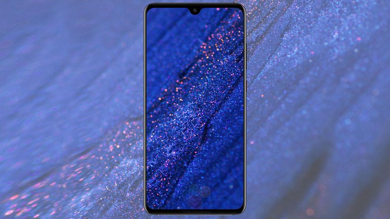 Huawei Mate 20 resmi basın görselleri sızdı