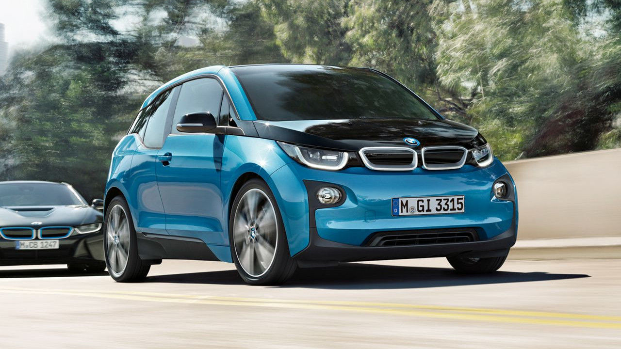 BMW i3 artık sadece elektrikli modeliyle satışta!