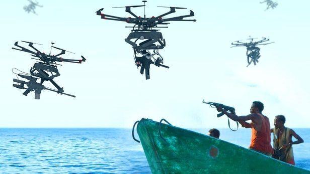 Artık drone vurmak serbest! - Page 1