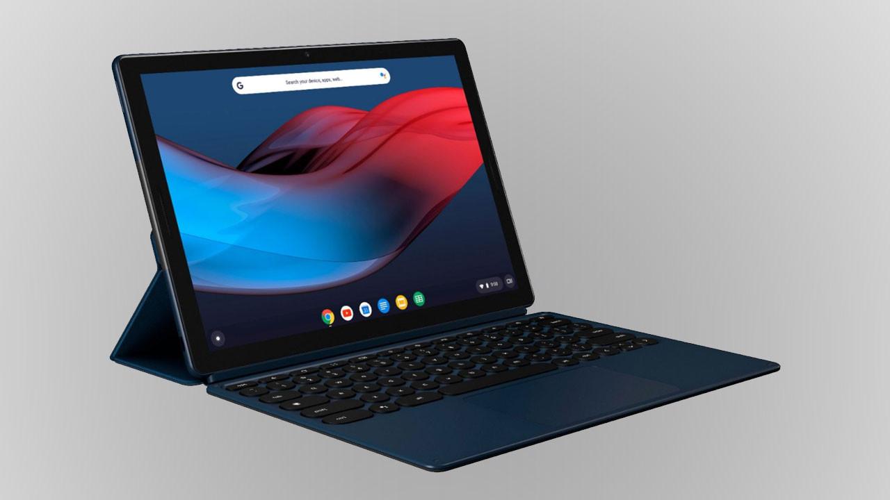 Surface rakibi Google Pixel Slate duyuruldu