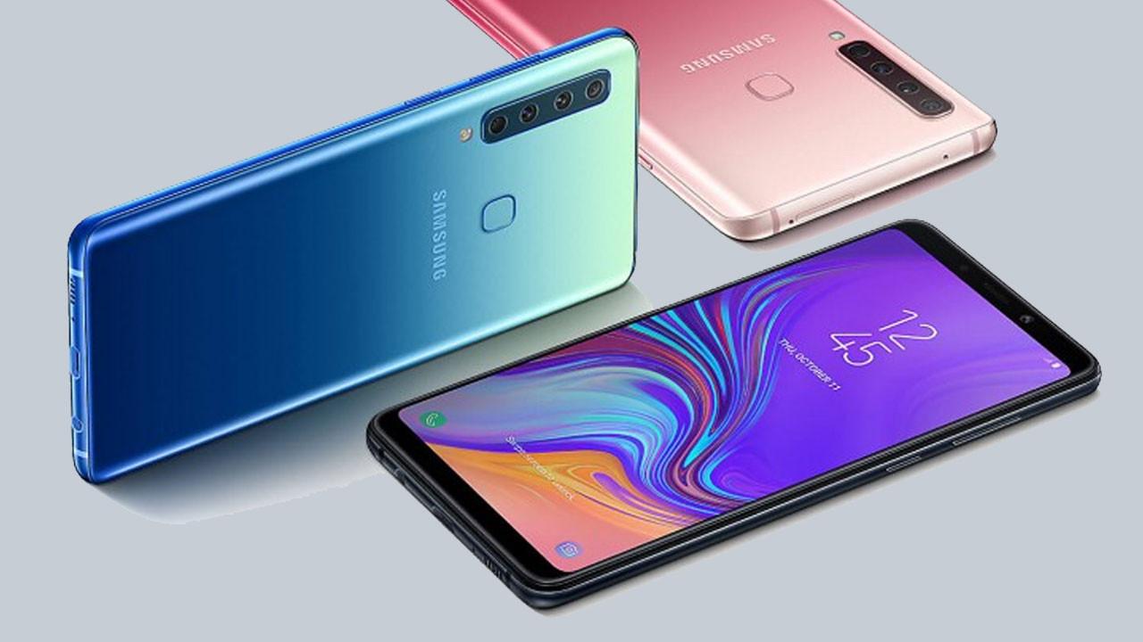 4 kameralı Samsung Galaxy A9 (2018) tanıtıldı. İşte özellikleri