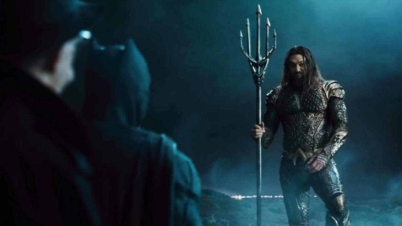 Aquaman filminden yeni fragman geldi!