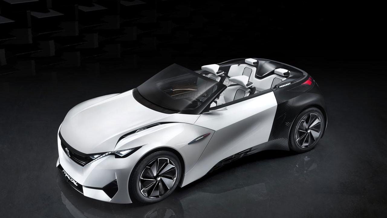 Peugeot elektrikli spor otomobil geliştiriyor