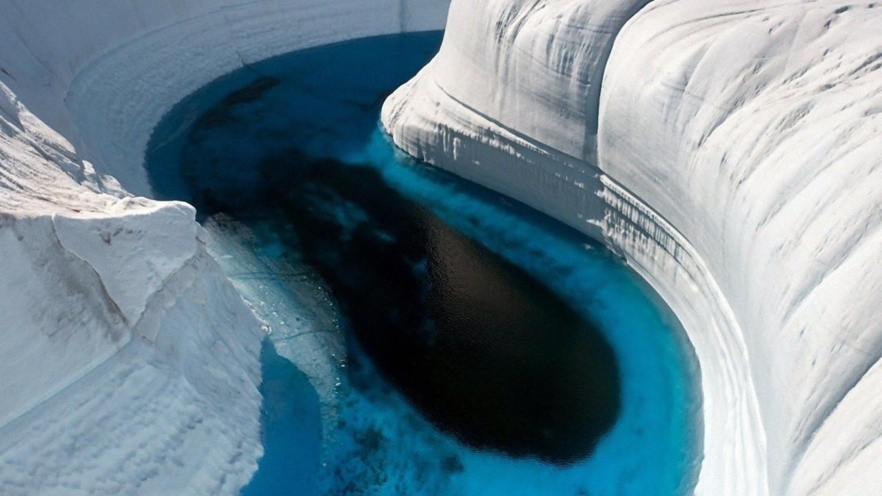 Antartika'dan gelen sesler ürküttü!
