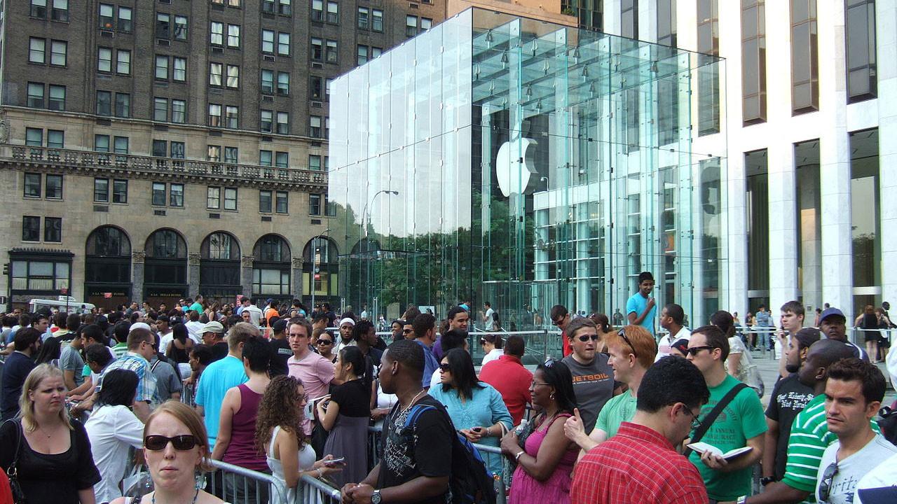 Apple'a olan ilgi azalıyor