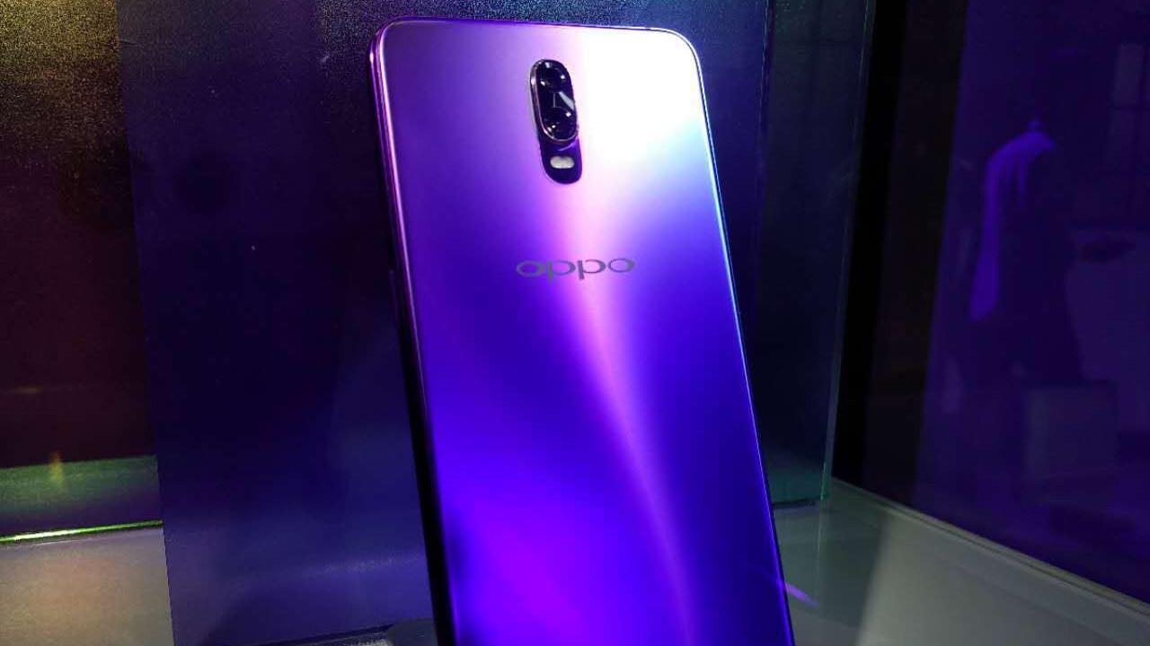 Oppo R15x resmi olarak tanıtıldı!