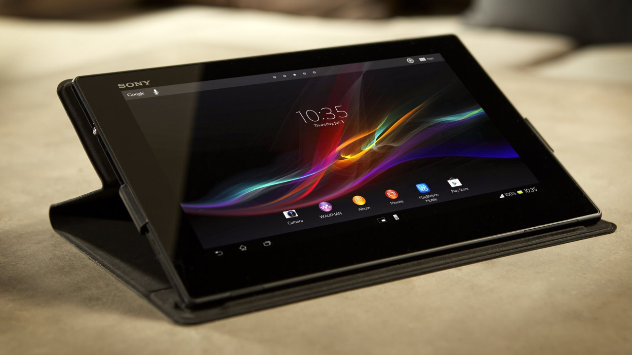 Sony Xperia Tablet Z vs Apple iPad