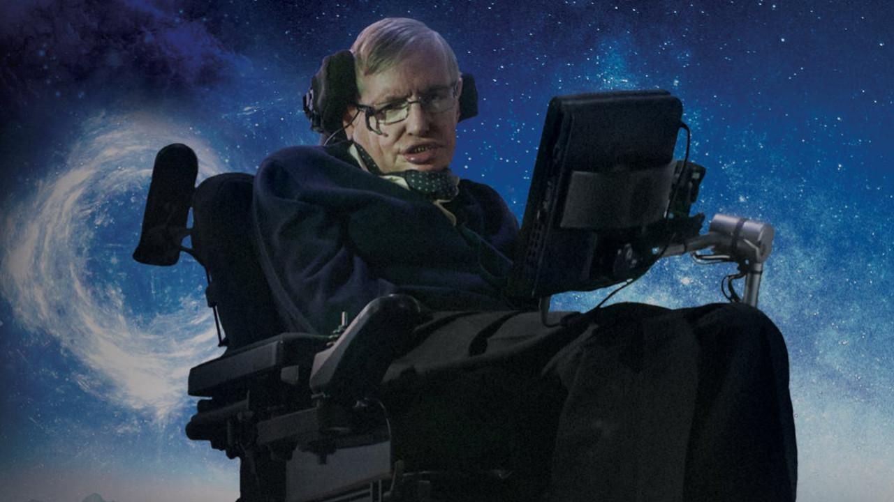 Hawking'in tekerlekli sandalyesi satışta!