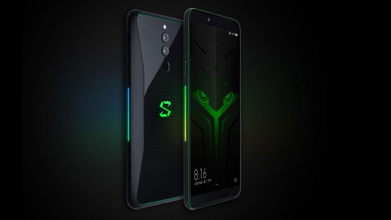 Bu telefonun 10 GB RAM'i var: Xiaomi Black Shark Helo