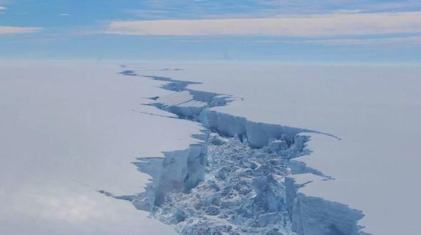 Antarktika'da çekilen bu görüntü akıllara uzaylıları getirdi! - Page 2