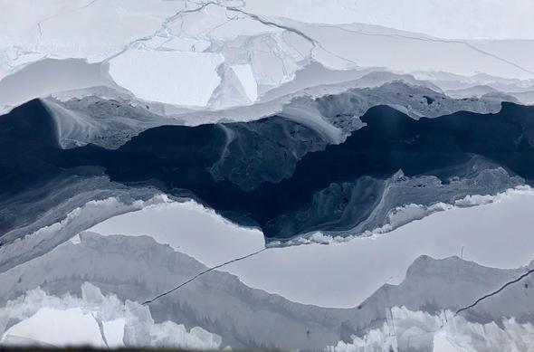 Antarktika'da çekilen bu görüntü akıllara uzaylıları getirdi! - Page 3