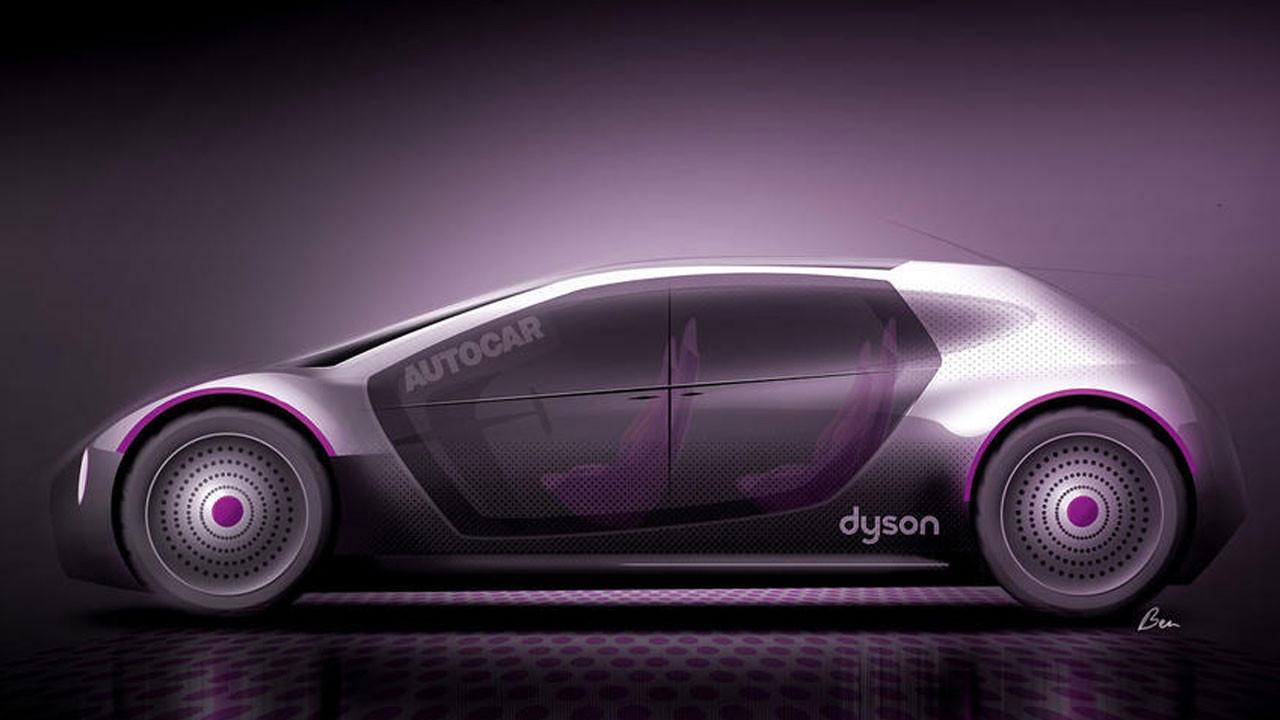 Dyson Singapur'da elektrikli otomobil üretecek