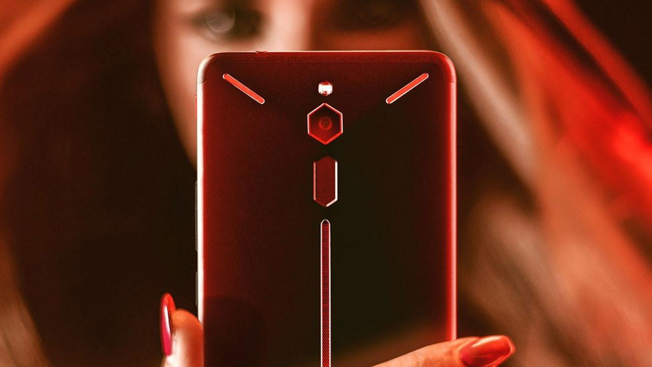 10 GB RAM'li Nubia Red Magic 2 geliyor