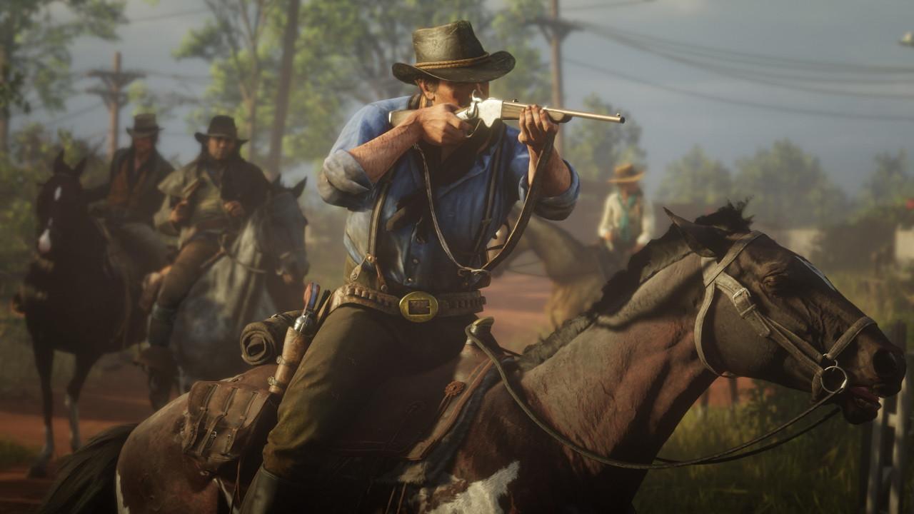 Red Dead Redemption 2 özel mobil uygulama!