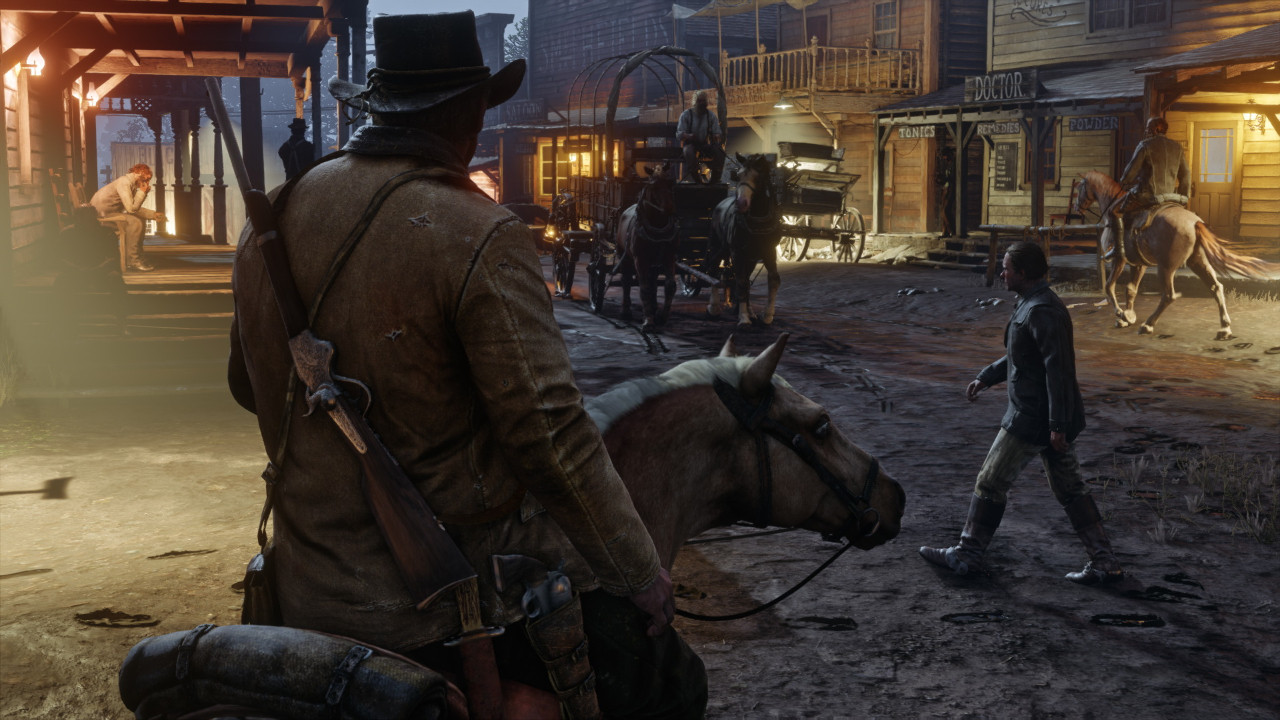 Red Dead Redemption 2 rekorlara doymuyor!