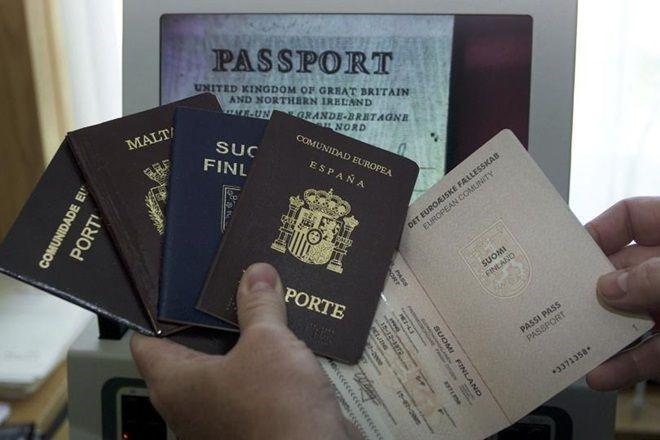 Pasaport kontrolünde yeni dönem! - Page 1