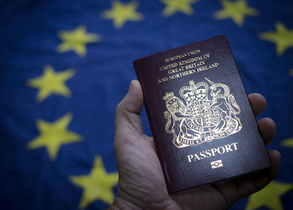 Pasaport kontrolünde yeni dönem! - Page 3