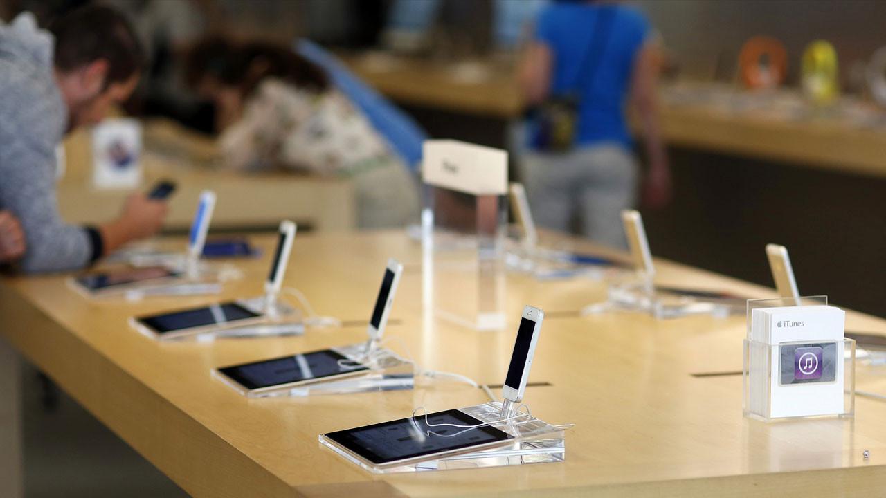 Apple'da işler iyi gitmiyor!