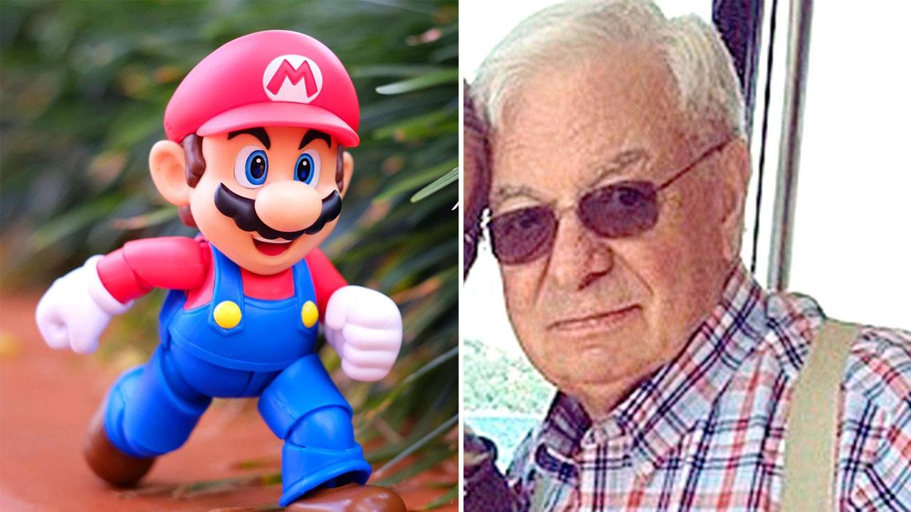 Super Mario'nun isim babası hayatını kaybetti