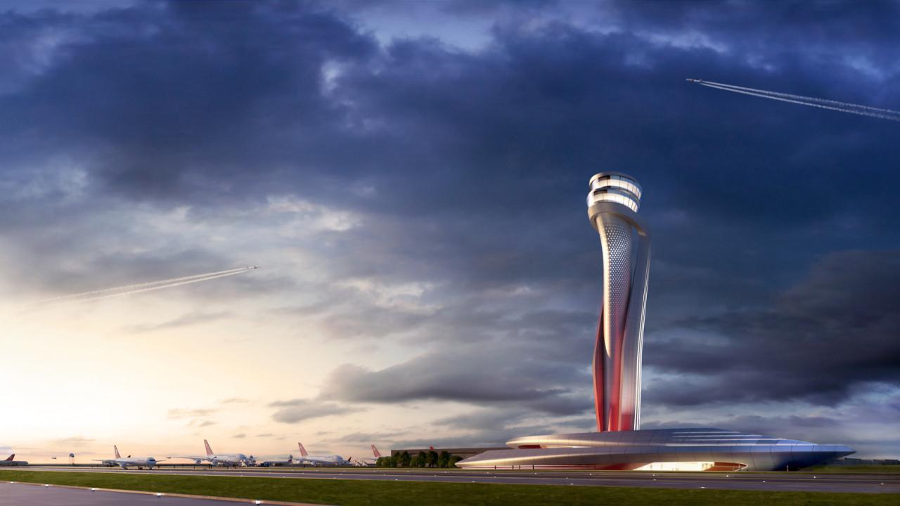 İlk kez İstanbul Havalimanı'nda kullanılacak!