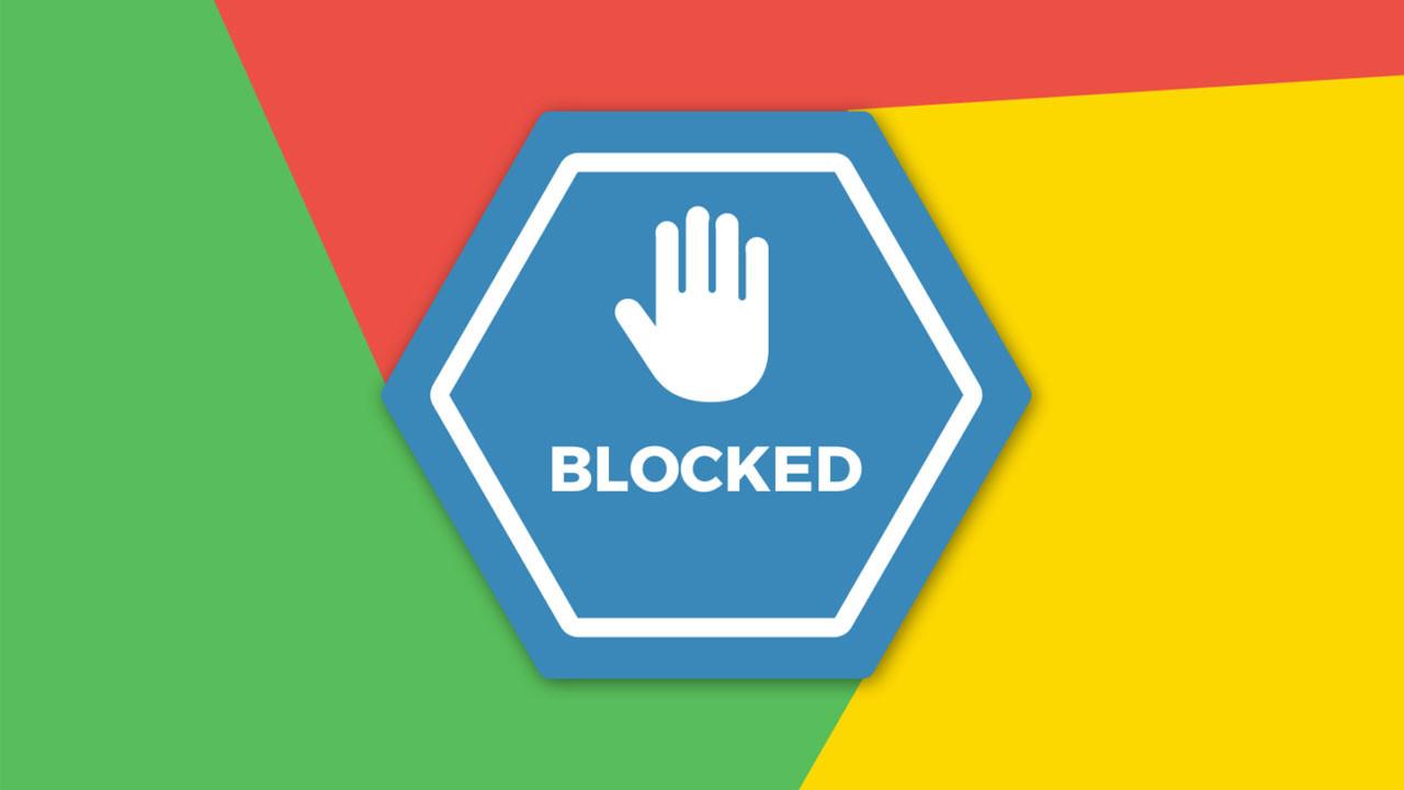 Chrome kötü amaçlı sitelerdeki reklamları engelleyecek