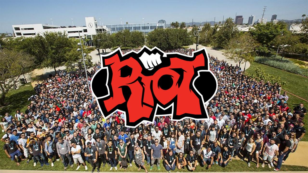 Riot Games cinsiyetçilik suçundan mahkemede!