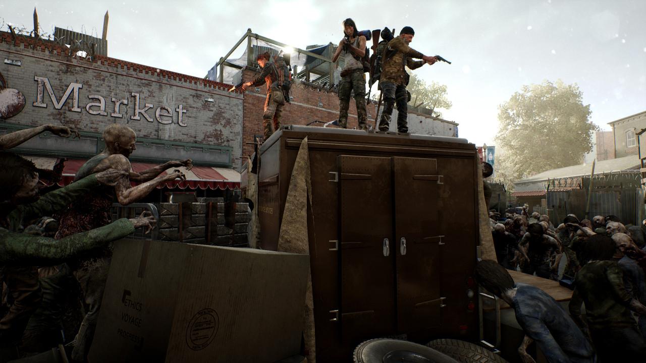 Overkill's The Walking Dead çıktı!