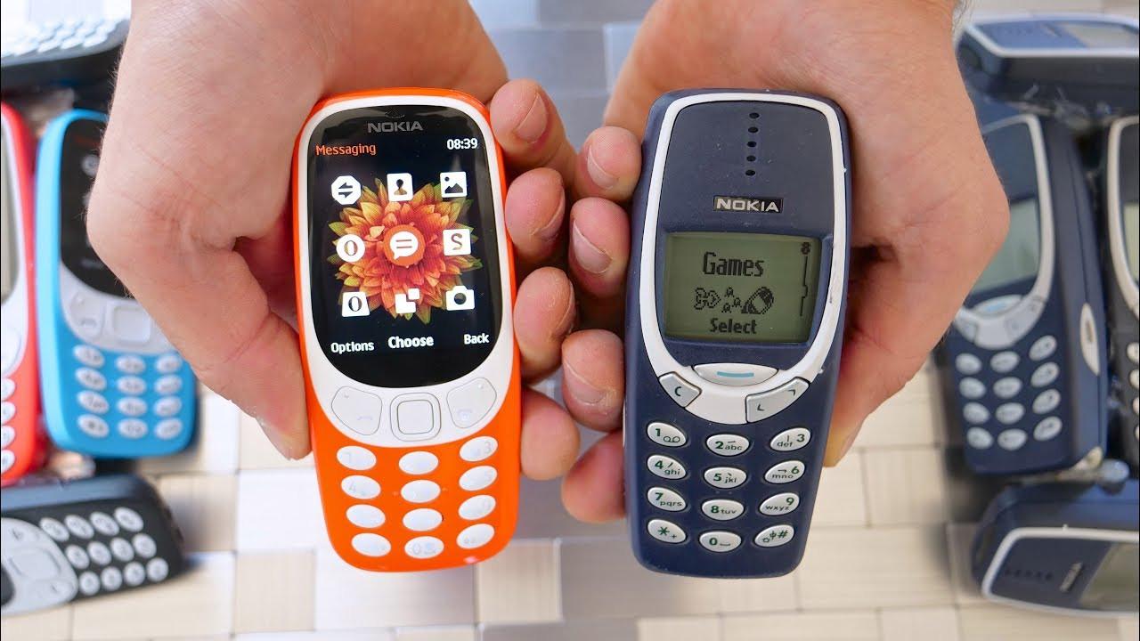 Bir dönemin efsane olmuş 10 telefonu