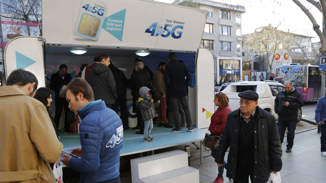 Türk Telekom'dan ödenmemiş faturalar için kampanya