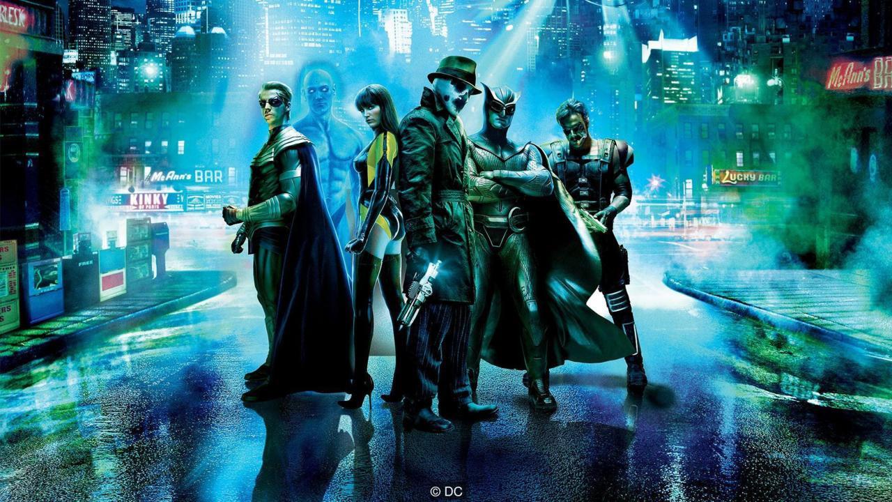 Watchmen dizisinden gizemli tanıtımlar!