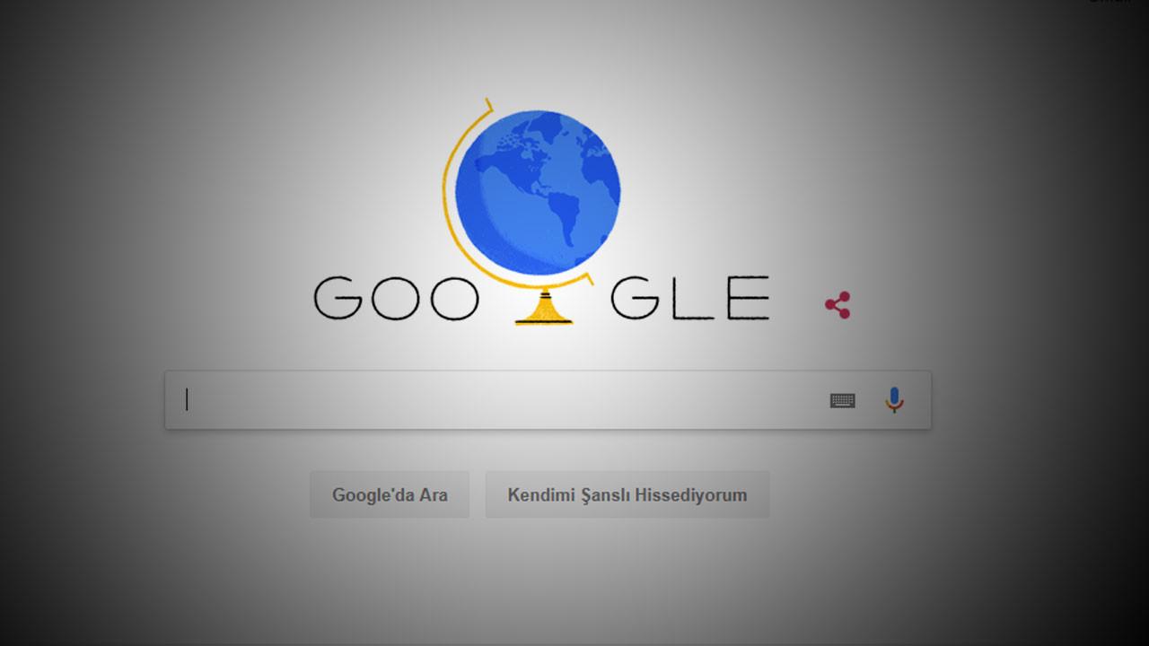 Google Öğretmenler Günü'nü unutmadı