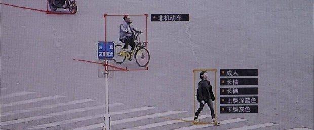 Çin'in yüz tanıma sistemi güldürdü! - Page 1
