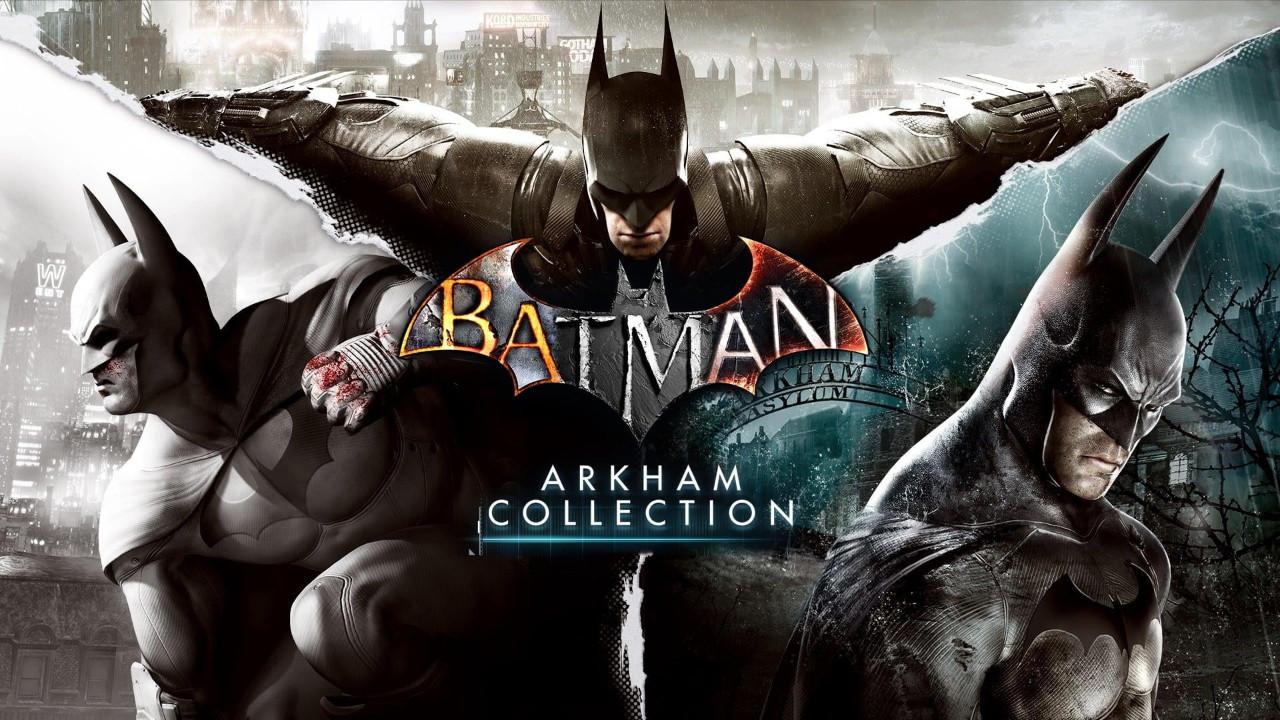 Batman: Arkham Collection geliyor!