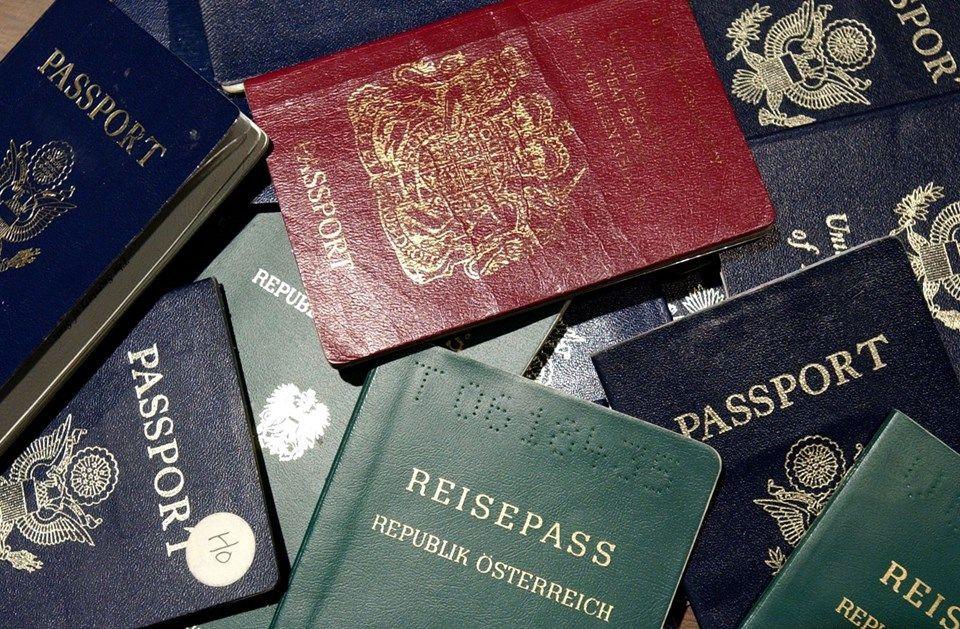 Dünyanın en güçlü pasaportları! - Page 1