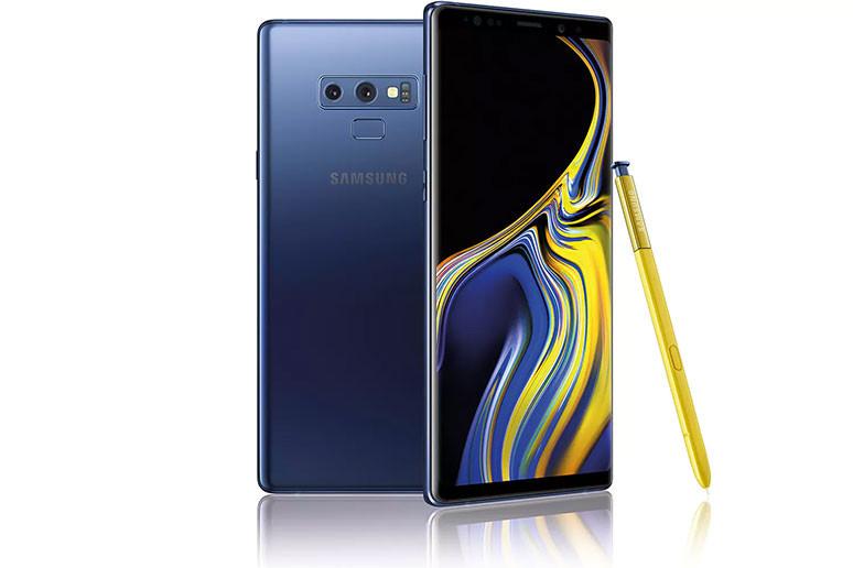 Samsung Galaxy Note 9 kamerasına bakıyoruz (Video) 1