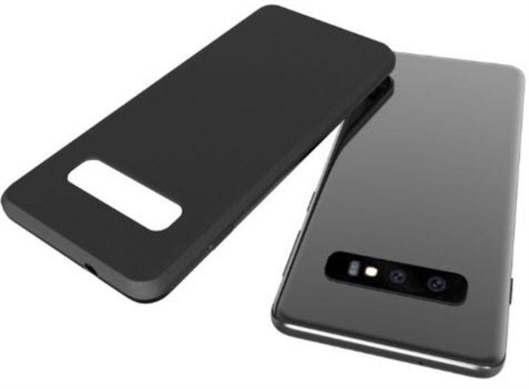 Samsung Galaxy S10'un tasarımı sızdırıldı! - Page 2