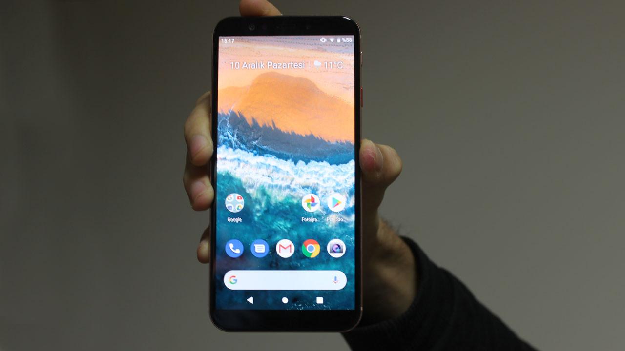 General Mobile GM 9 Pro'ya Android Pie yükledik (Video)