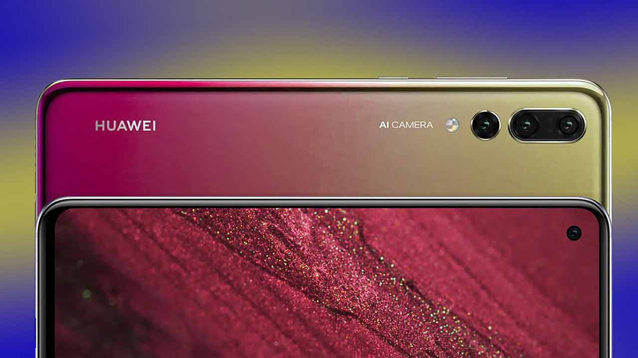 Huawei Nova 4 sızdırıldı!