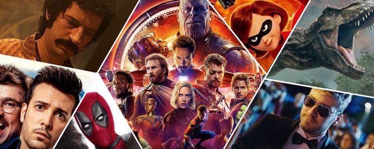 2018'de en çok hangi filmleri izledik? - Page 1