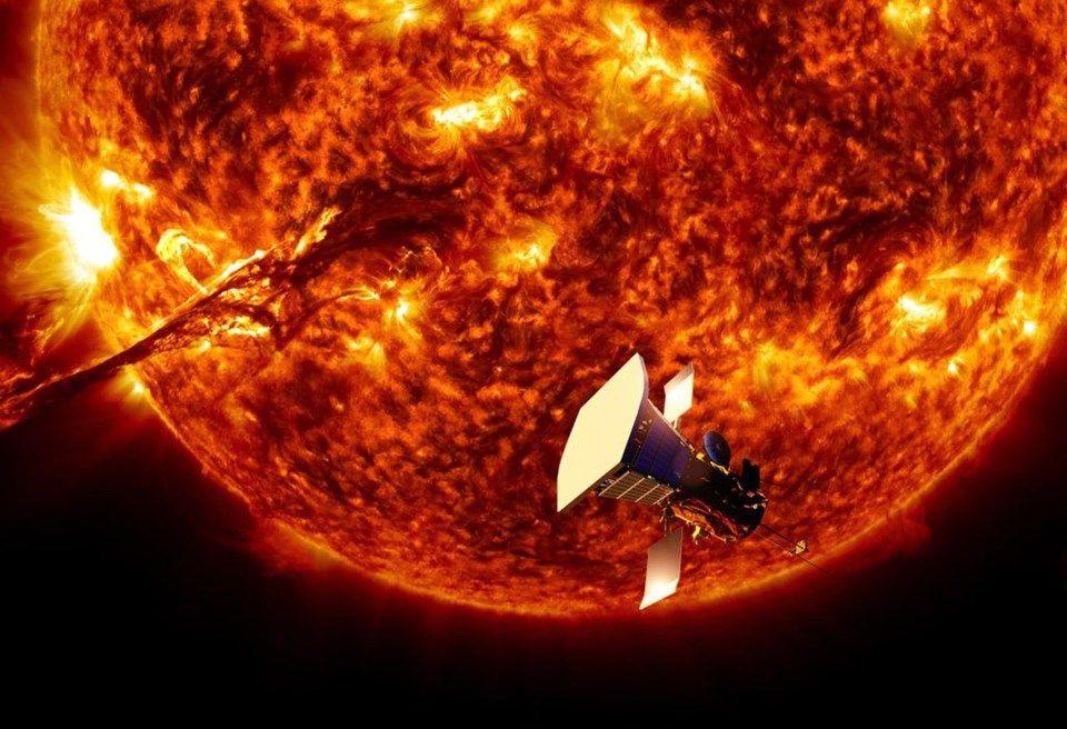 İşte Güneş'ten en yakın kare! - Page 3