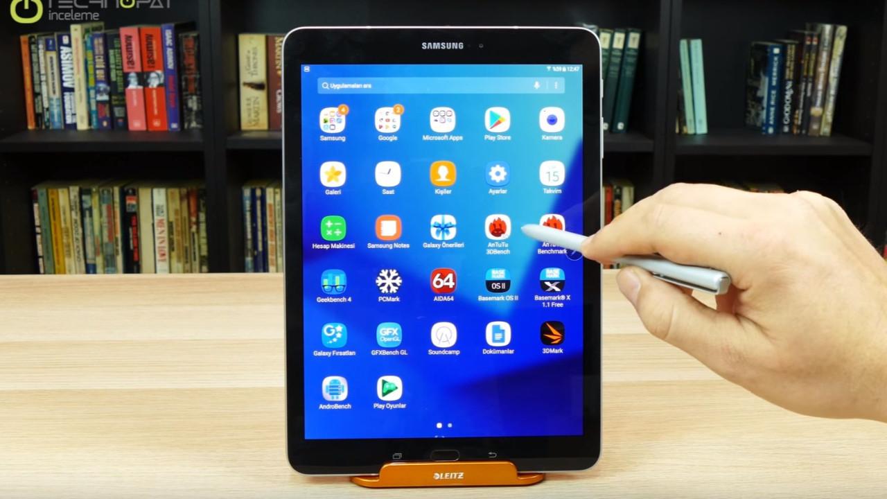 Samsung'dan yeni orta segmentli tablet geliyor!