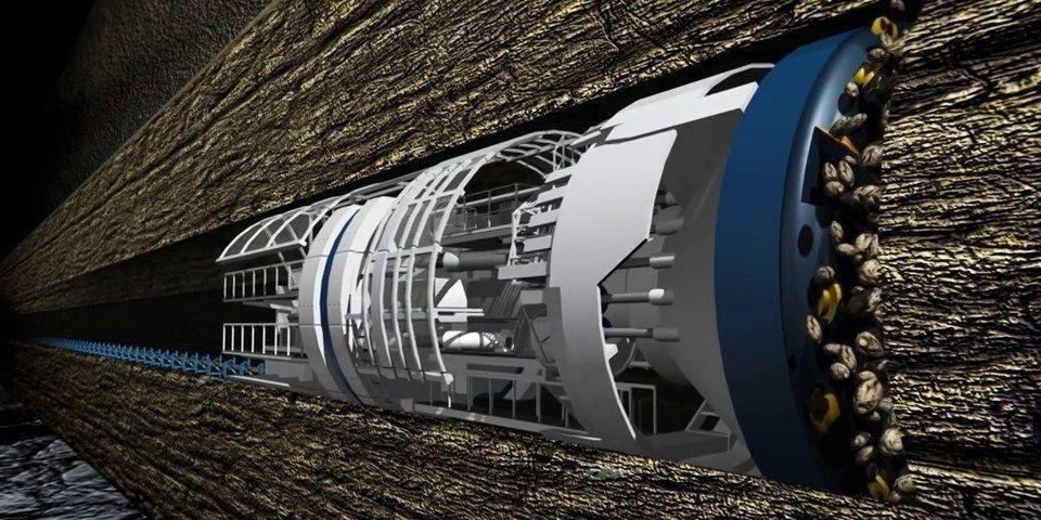 Elon Musk'ın dev yeraltı tüneli bugün açıldı! - Page 4