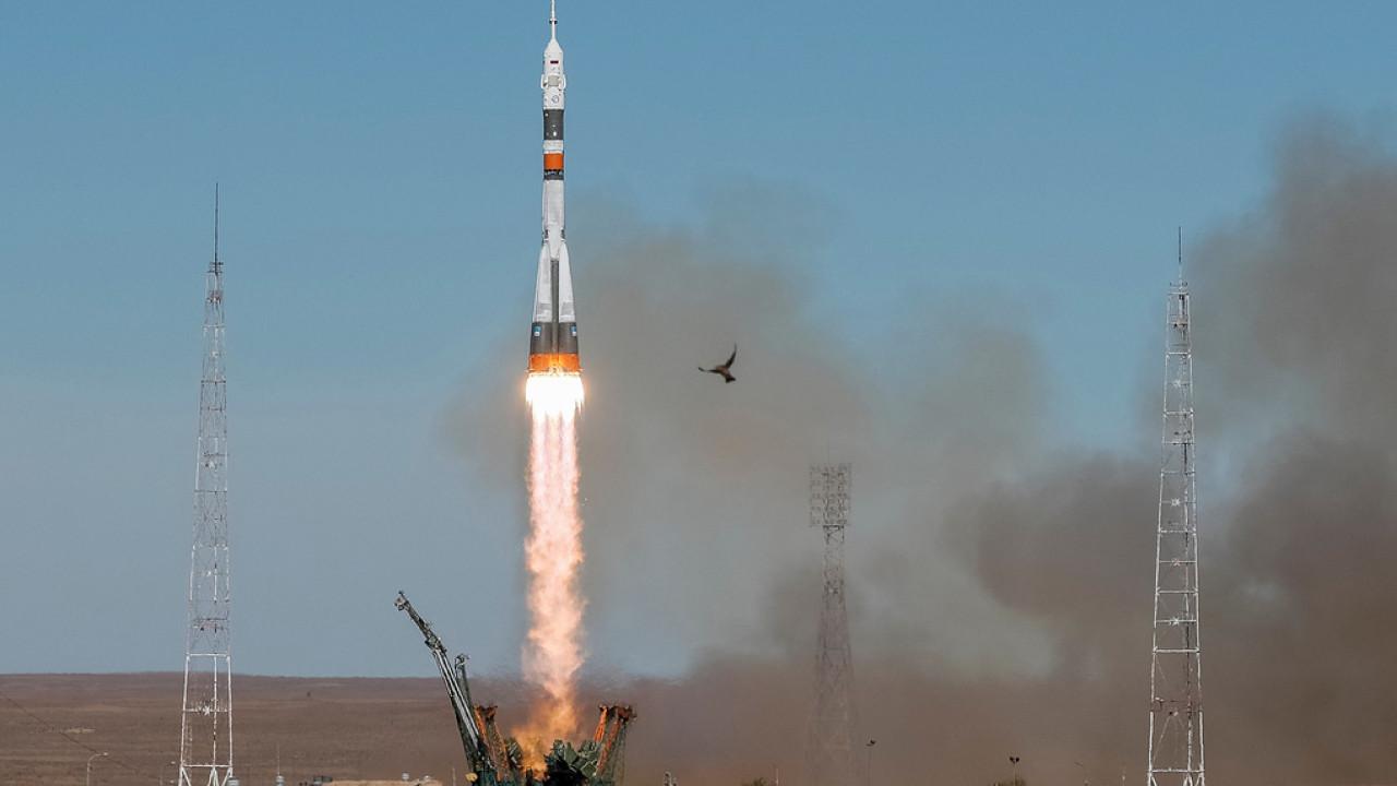 Soyuz MS 09 Dünya'ya döndü!