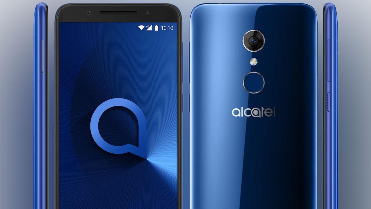 Alcatel 3 cep telefonu sahibini buldu!