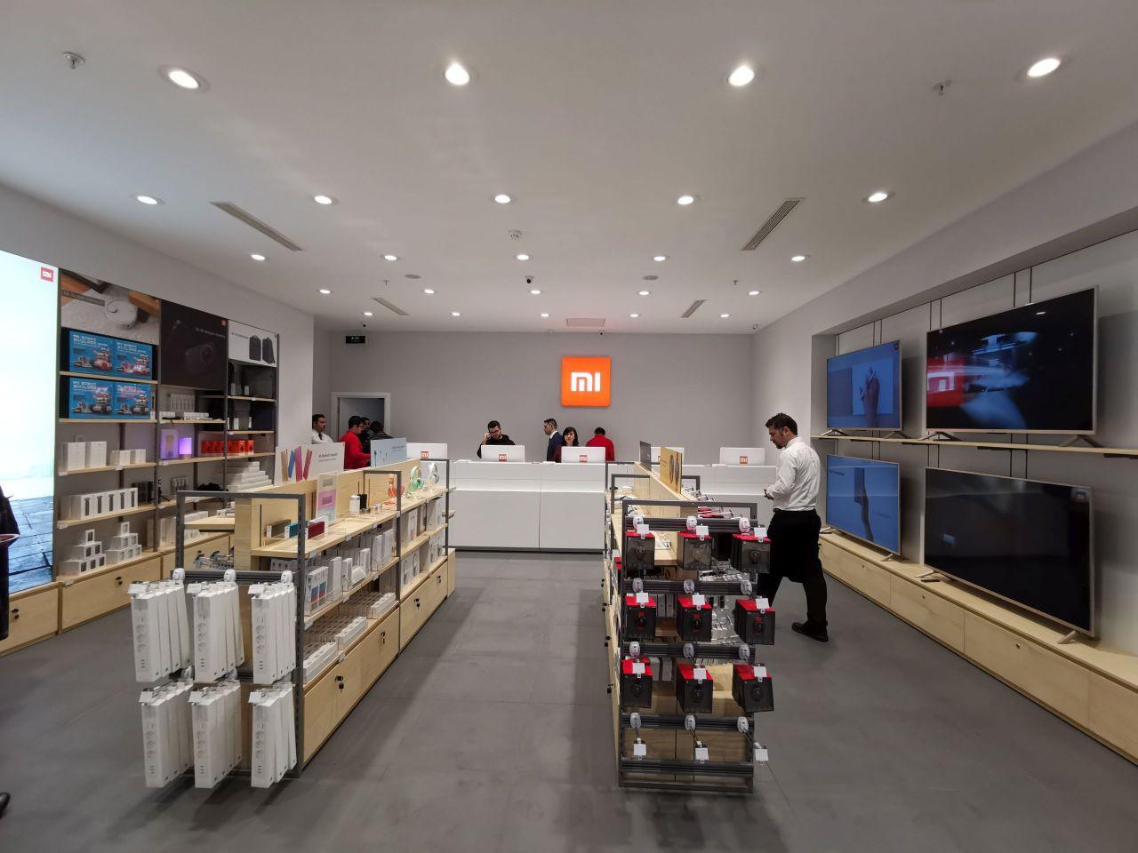Xiaomi Forum İstanbul mağazasını gezdik! - Page 1