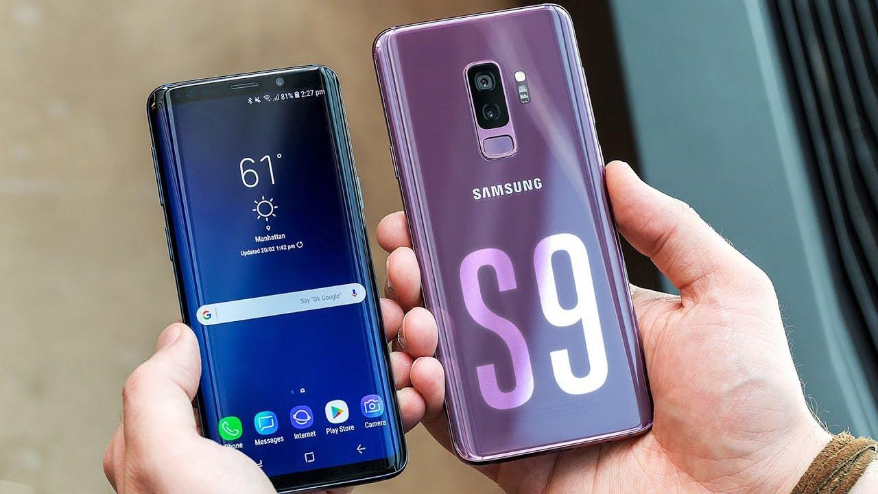 Galaxy S9 ve S9 Plus kullanıcılarına Pie müjdesi!